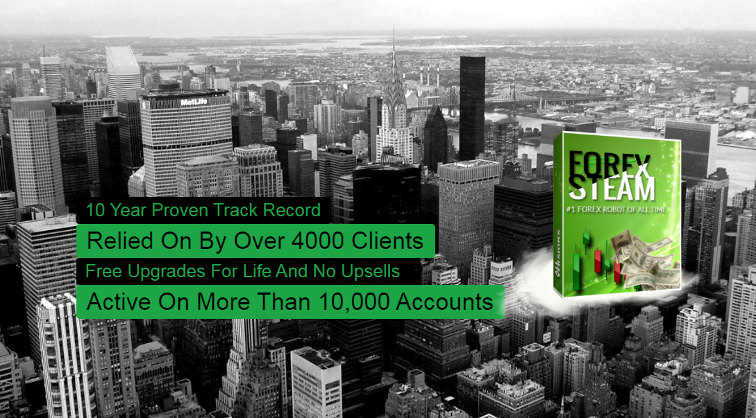 Forex Steam Review 2020: Easy and Automated Trading Robot