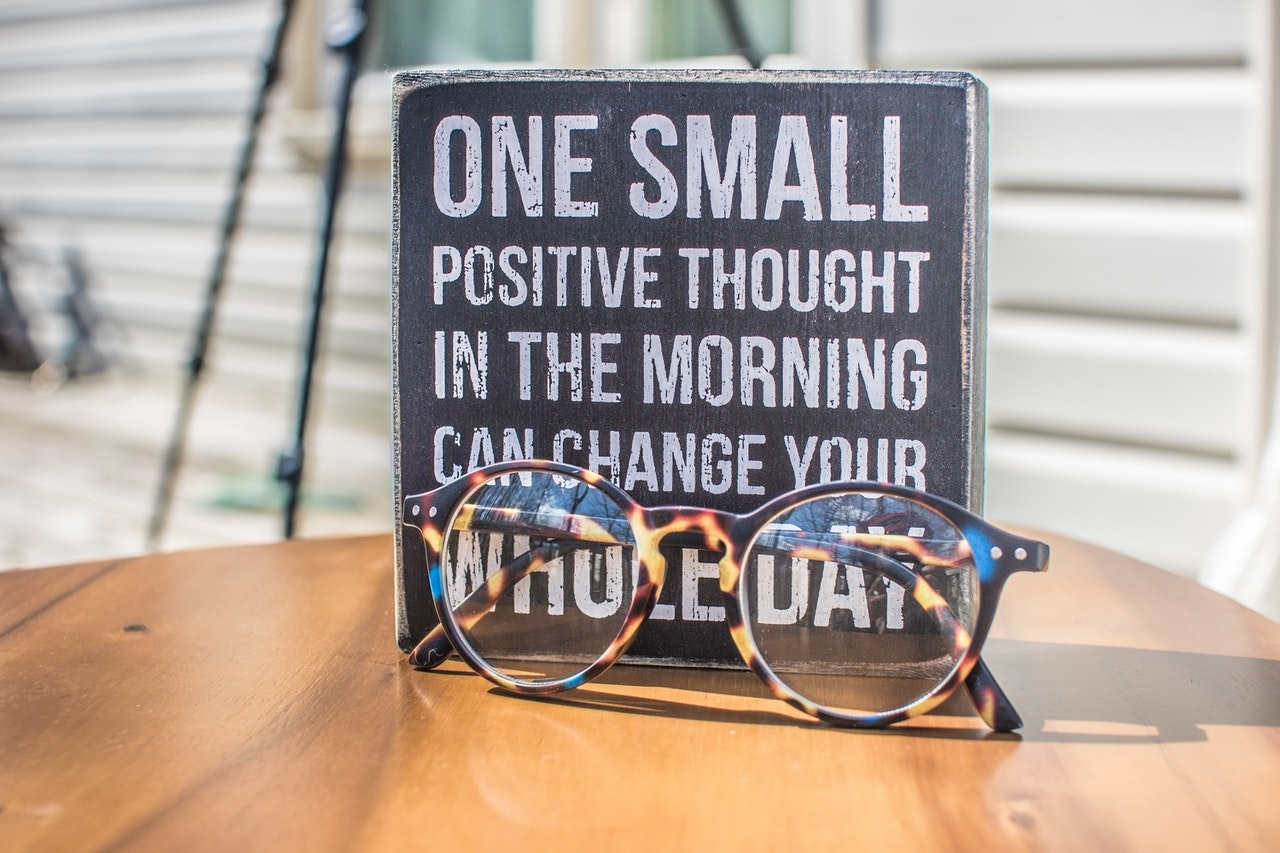 Don't Underestimate the Power of a Positive Outlook