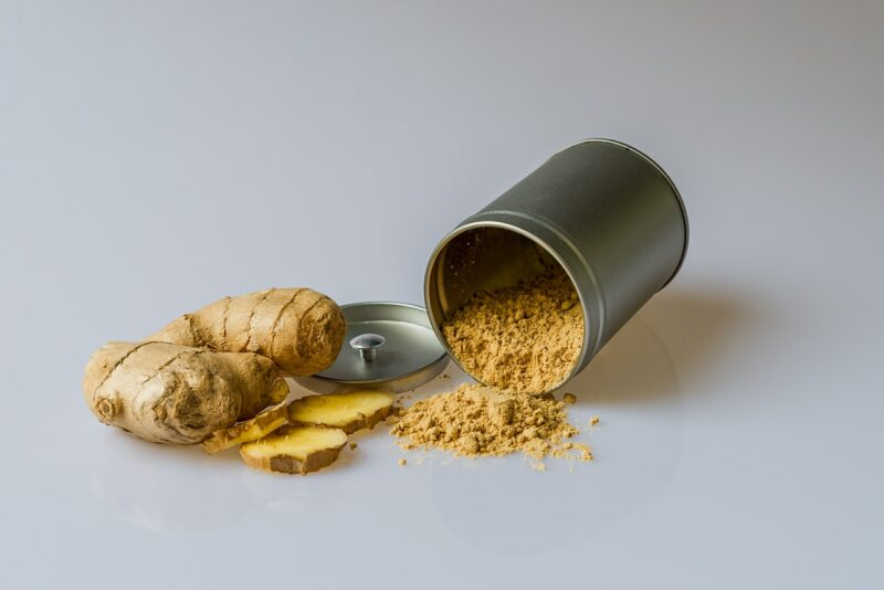 7 Foods And Herbs For Natural Pain Relief