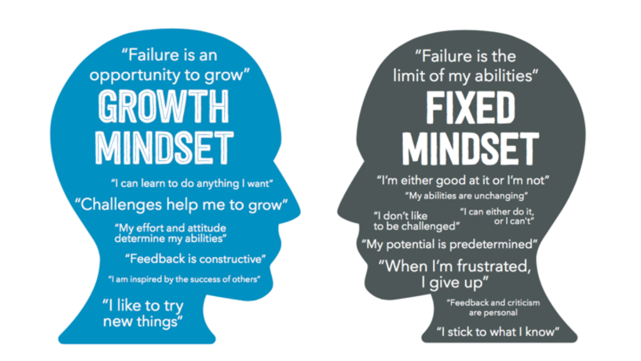 Growth Mindset Vs Fixed Mindset In Business Strategy
