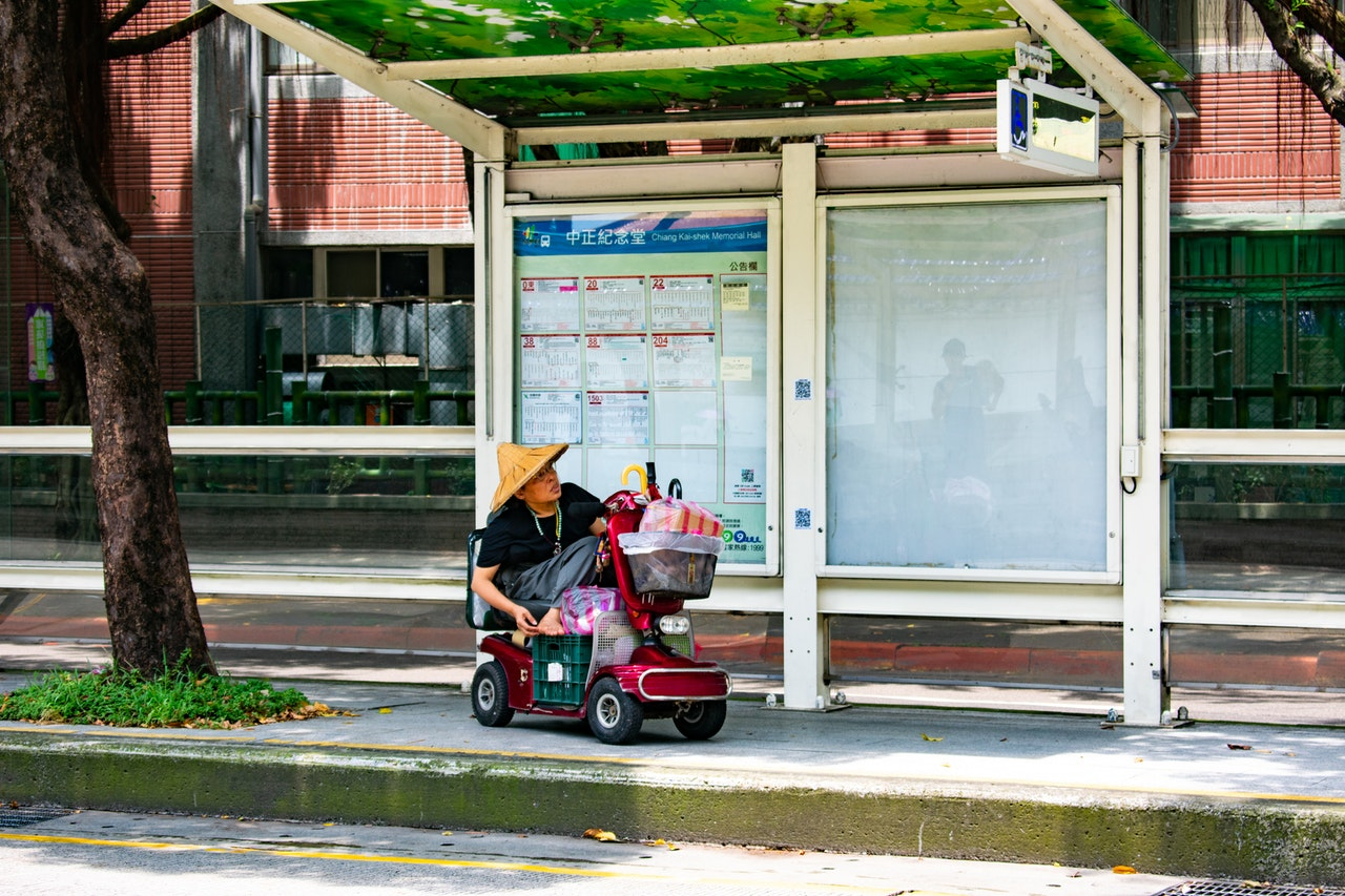 Motorized Scooters for Elderly People Easy Guide [2021]