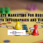 Affiliate Marketing For Beginners (How Affiliate Programs Work) [Infographics and Video]