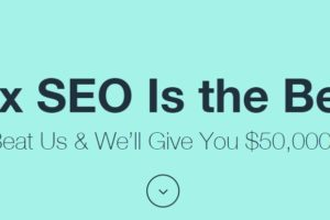 How to Win 50000 USD in Wix SEO Hero Challenge 2017 11 Small business and marketing blog
