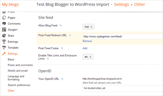 How to Transfer Blog from Blogger to WordPress without Losing Google Rankings