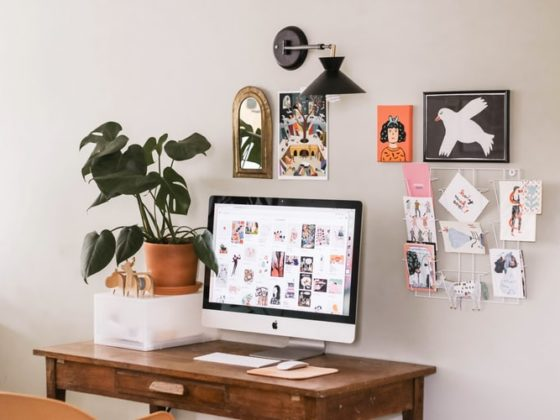 8 Practical Ideas for Creating a Remote Home Workspace