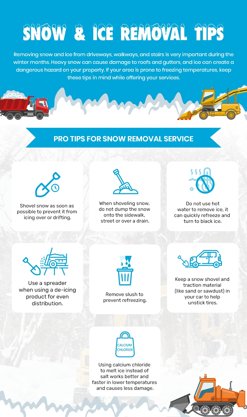 Launch a Snow Removal Business: 101 Guide for Big Success